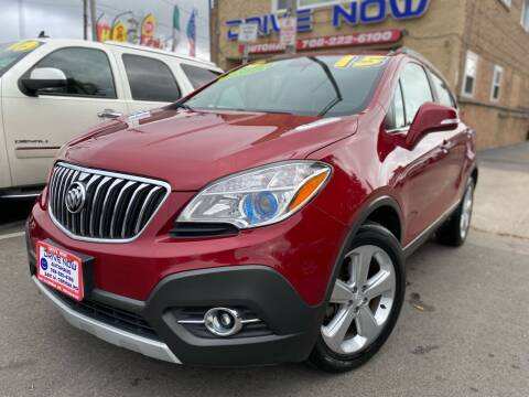 2015 Buick Encore for sale at Drive Now Autohaus in Cicero IL