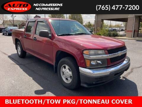 2004 Chevrolet Colorado for sale at Auto Express in Lafayette IN