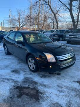 2007 Ford Fusion for sale at Big Bills in Milwaukee WI