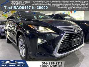 2019 Lexus RX 350 for sale at Best Auto Outlet in Floral Park NY