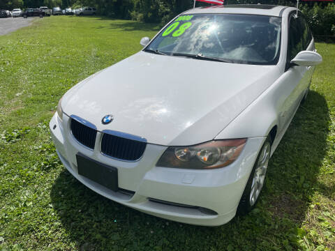 2008 BMW 3 Series for sale at Classified Pre-owned Cars of Marlboro in Marlboro NY