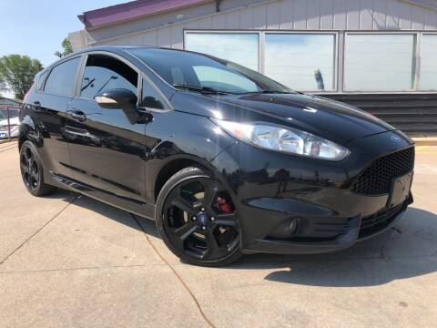 2018 Ford Fiesta for sale at Colorado Motorcars in Denver CO