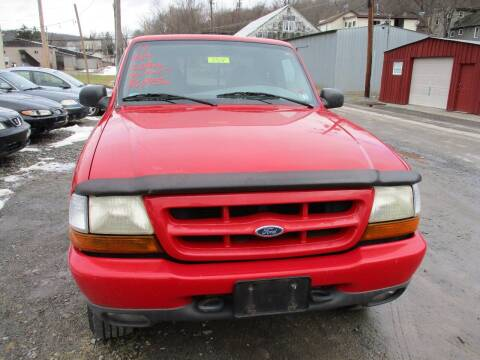 1999 Ford Ranger for sale at FERNWOOD AUTO SALES in Nicholson PA