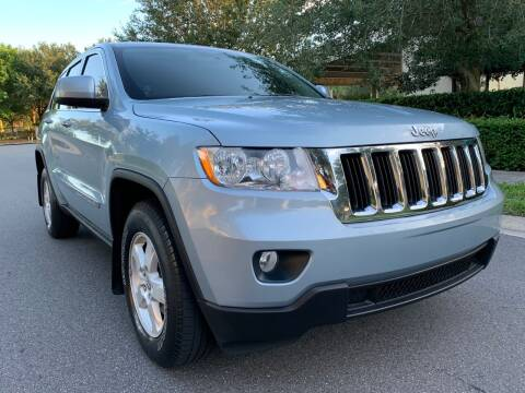 2012 Jeep Grand Cherokee for sale at Presidents Cars LLC in Orlando FL