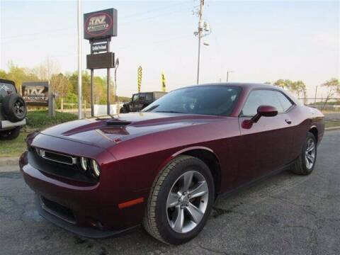 2018 Dodge Challenger for sale at J T Auto Group in Sanford NC