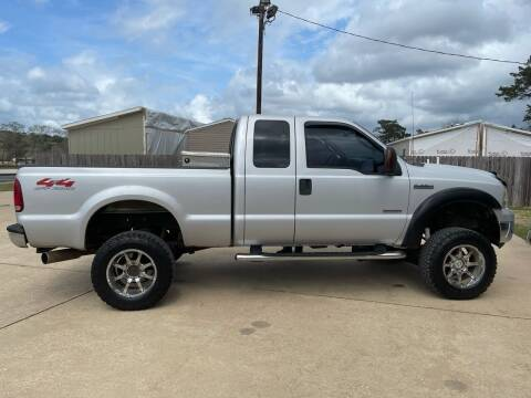 2007 Ford F-250 Super Duty for sale at Lumberton Auto World LLC in Lumberton TX