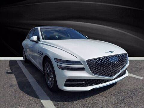 2021 Genesis G80 for sale at Colonial Hyundai in Downingtown PA
