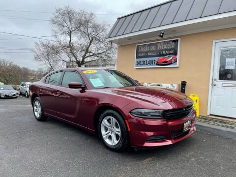 2018 Dodge Charger for sale at DEALZ ON WHEELZ in Winchester VA