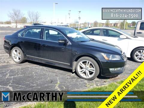 2015 Volkswagen Passat for sale at Mr. KC Cars - McCarthy Hyundai in Blue Springs MO