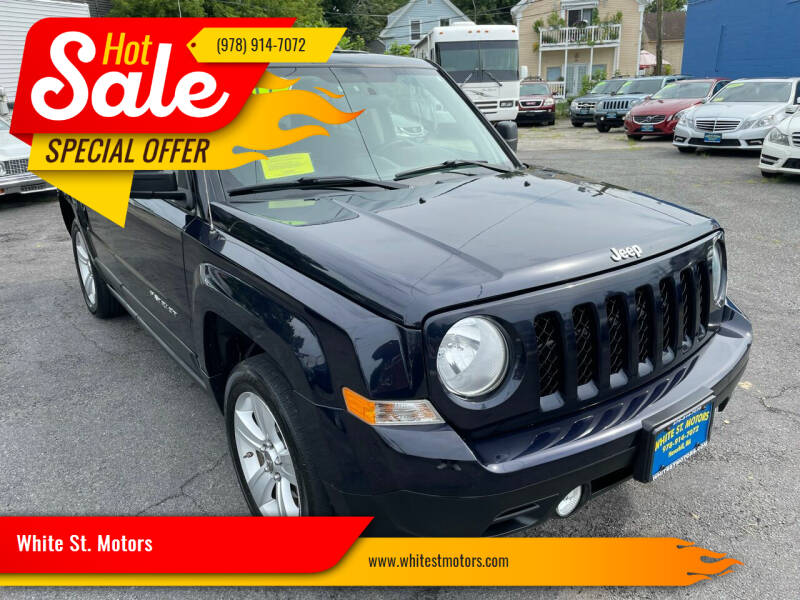 2011 Jeep Patriot for sale at White St. Motors in Haverhill MA