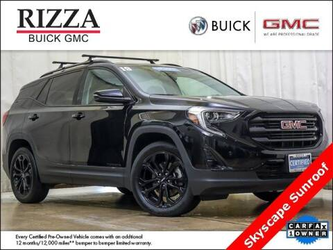 2019 GMC Terrain for sale at Rizza Buick GMC Cadillac in Tinley Park IL