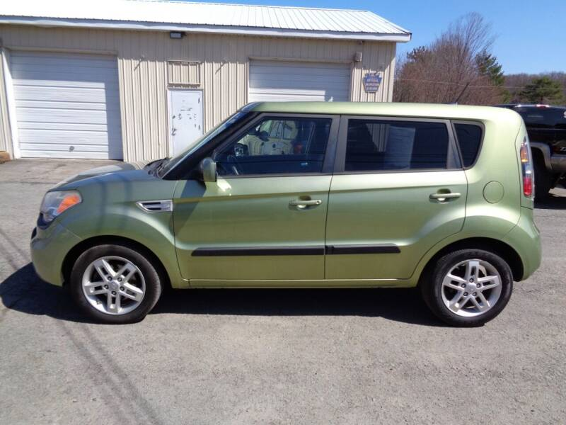 2011 Kia Soul for sale at On The Road Again Auto Sales in Lake Ariel PA