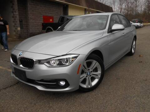 2016 BMW 3 Series for sale at Skyline Motors in Ringwood NJ