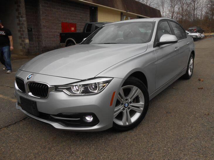 2016 BMW 3 Series for sale at Skyline Motors in Ringwood NJ