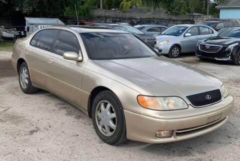 1993 Lexus GS 300 for sale at Cobalt Cars in Atlanta GA