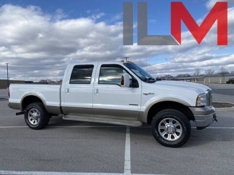 2005 Ford F-250 Super Duty for sale at INDY LUXURY MOTORSPORTS in Fishers IN