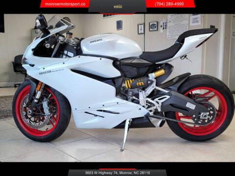 2019 Ducati 959 PANIGALE 955CC