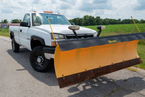 2006 Chevrolet Silverado 2500HD for sale at Fruendly Auto Source in Moscow Mills MO