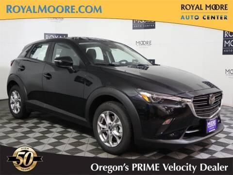 2020 Mazda CX-3 for sale at Royal Moore Custom Finance in Hillsboro OR