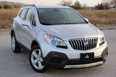 2016 Buick Encore for sale at Big O Auto LLC in Omaha NE