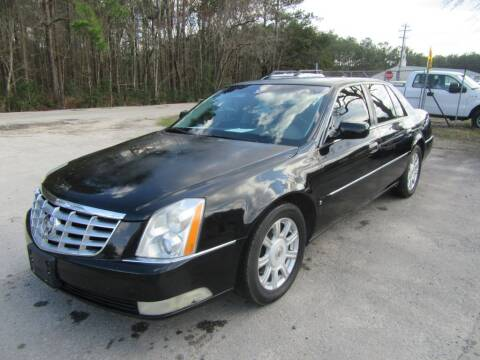 2010 Cadillac DTS Pro for sale at Bullet Motors Charleston Area in Summerville SC