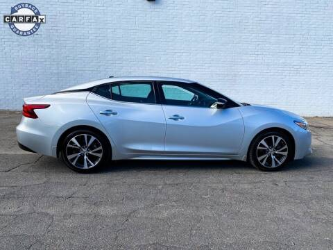 2017 Nissan Maxima for sale at Smart Chevrolet in Madison NC
