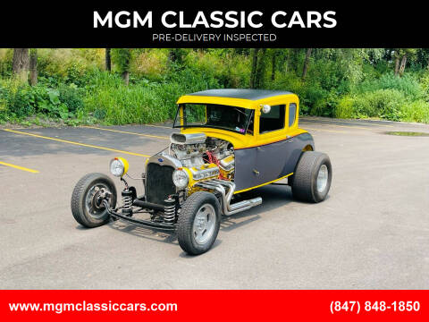 1931 Ford Model A for sale at MGM CLASSIC CARS-New Arrivals in Addison IL