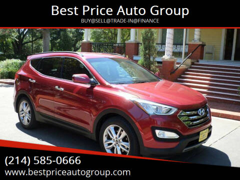 2013 Hyundai Santa Fe Sport for sale at Best Price Auto Group in Mckinney TX