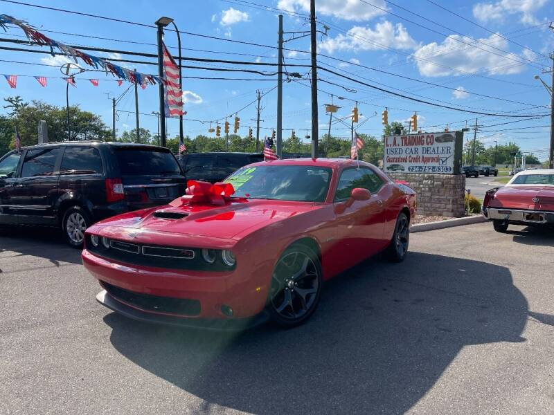 2019 Dodge Challenger for sale at L.A. Trading Co. Woodhaven - L.A. Trading Co. Detroit in Detroit MI