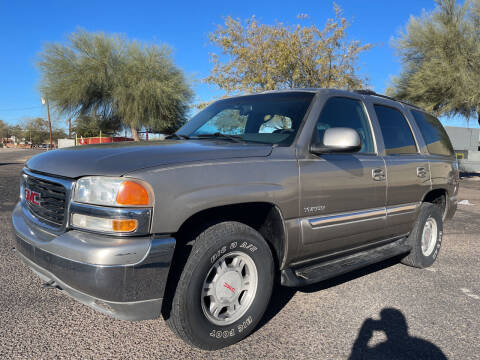 2002 GMC Yukon for sale at Tucson Auto Sales in Tucson AZ