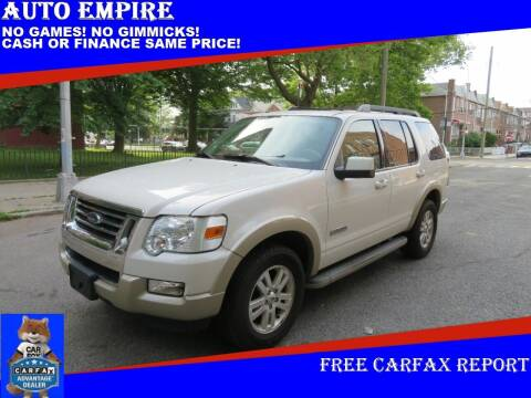 2008 Ford Explorer for sale at Auto Empire in Brooklyn NY