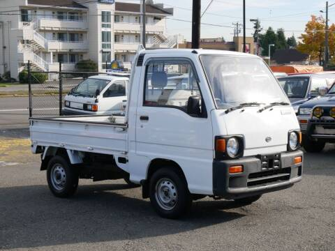 1992 Subaru Sambar 4x4  difflock for sale at JDM Car & Motorcycle LLC in Seattle WA