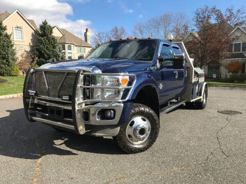 2012 Ford F-450 Super Duty for sale at CLIFTON COLFAX AUTO MALL in Clifton NJ