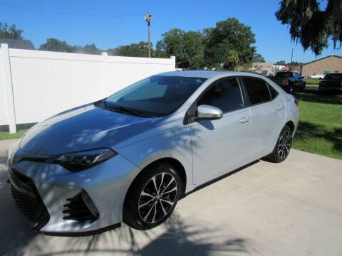 2017 Toyota Corolla for sale at D & R Auto Brokers in Ridgeland SC