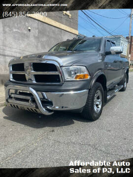 2010 Dodge Ram Pickup 1500 for sale at Affordable Auto Sales of PJ, LLC in Port Jervis NY