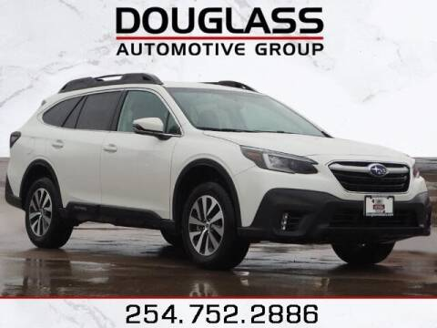 2020 Subaru Outback for sale at Douglass Automotive Group - Douglas Subaru in Waco TX