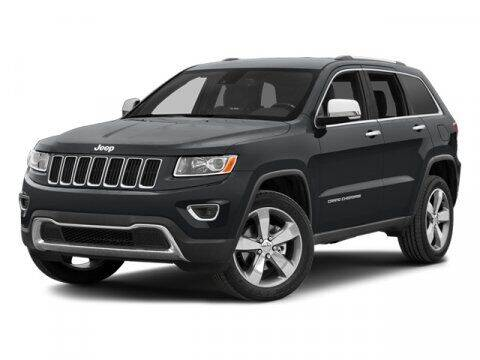 2014 Jeep Grand Cherokee for sale at BEAMAN TOYOTA in Nashville TN