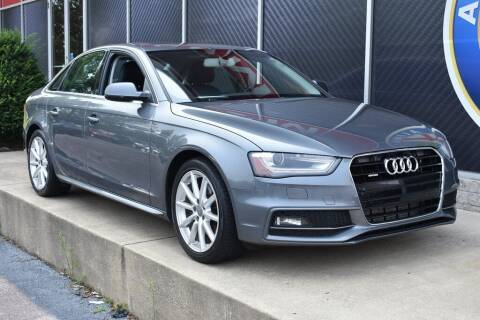 2015 Audi A4 for sale at Alfa Romeo & Fiat of Strongsville in Strongsville OH
