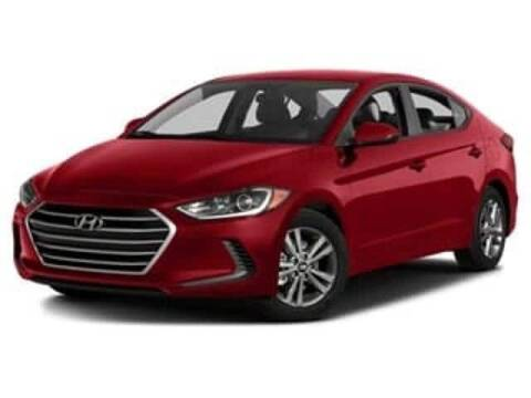 2018 Hyundai Elantra for sale at Griffeth Mitsubishi - Pre-owned in Caribou ME