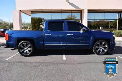 2017 Chevrolet Silverado 1500 for sale at GOLDIES MOTORS in Phoenix AZ
