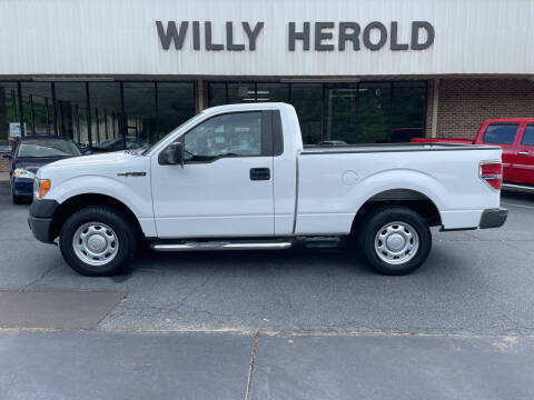 2011 Ford F-150 for sale at Willy Herold Automotive in Columbus GA