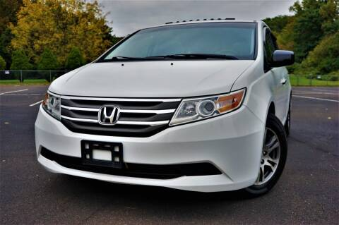 2012 Honda Odyssey for sale at Speedy Automotive in Philadelphia PA