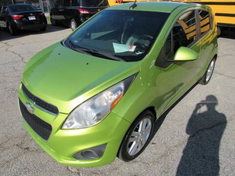 2014 Chevrolet Spark for sale at King of Auto in Stone Mountain GA
