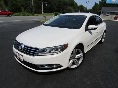 2013 Volkswagen CC for sale at Guarantee Automaxx in Stafford VA