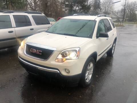 2009 GMC Acadia for sale at Right Place Auto Sales in Indianapolis IN