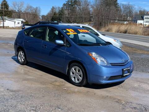 2009 Toyota Prius for sale at Saratoga Motors in Gansevoort NY