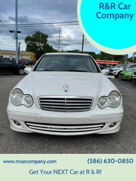 2005 Mercedes-Benz C-Class for sale at R&R Car Company in Mount Clemens MI