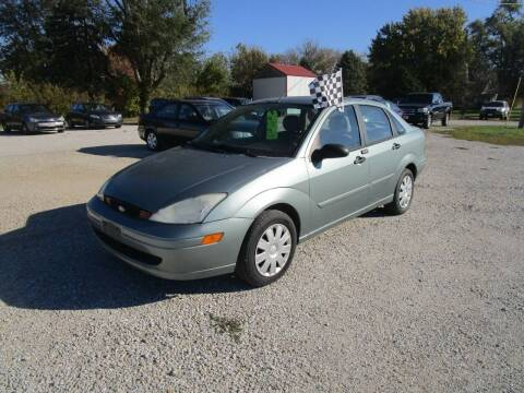 2004 Ford Focus for sale at Dunlap Motors in Dunlap IL