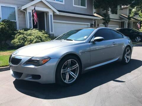 2007 BMW M6 for sale at Top Notch Motors in Yakima WA