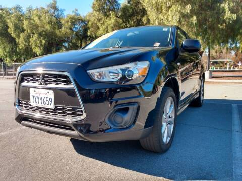 2014 Mitsubishi Outlander Sport for sale at ALL CREDIT AUTO SALES in San Jose CA